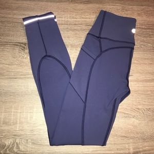 Lululemon All the Right Places Pant Gatsby Blue!
